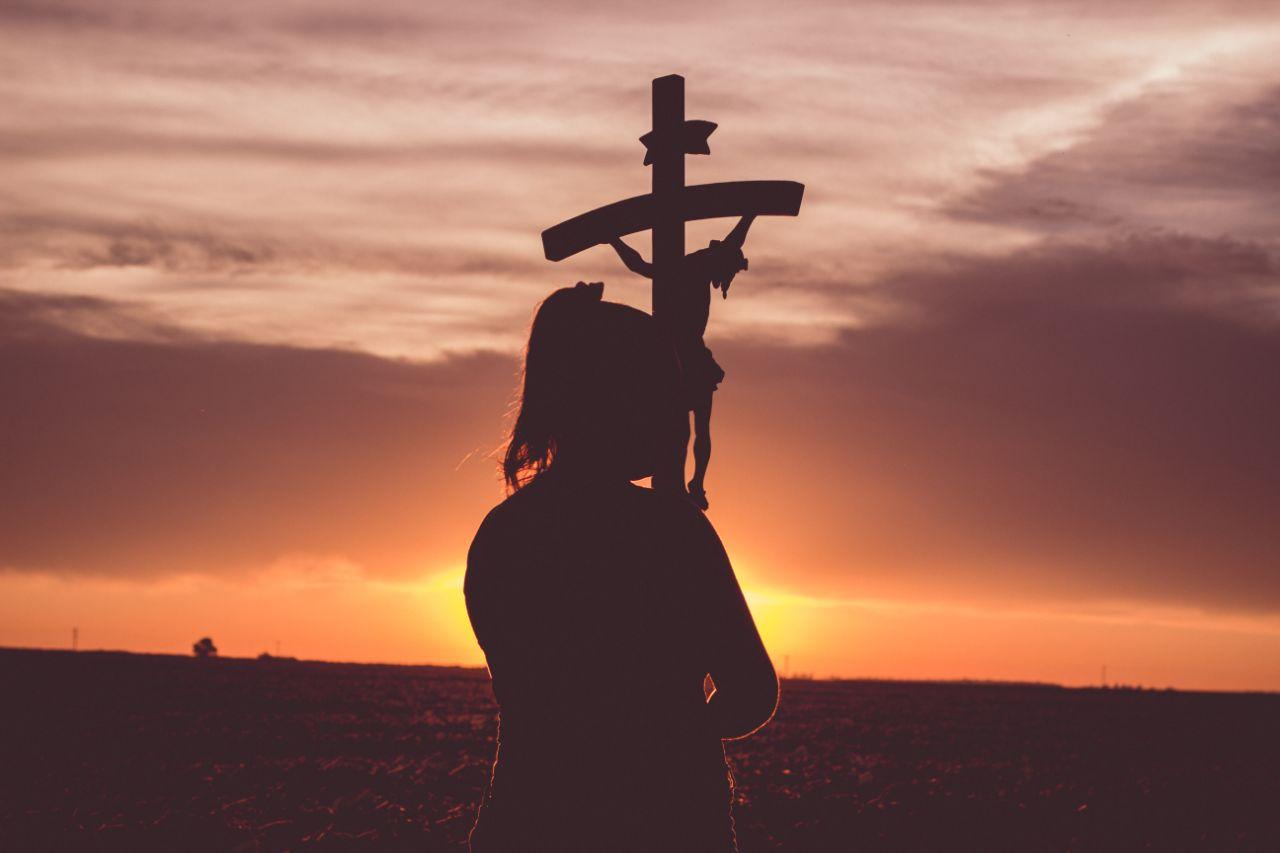 Abrazar la cruz
