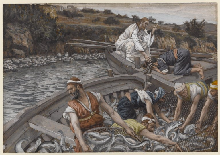 pesca-milagrosa-james-tissot