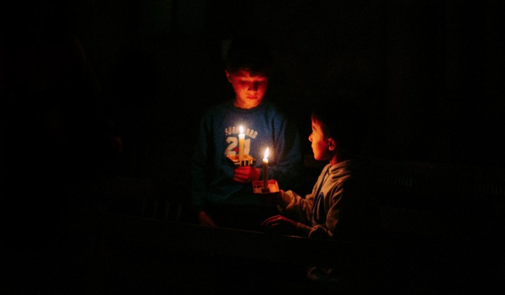 Luz en las tinieblas