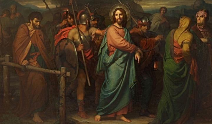Captura de Jesús (Hofmann)
