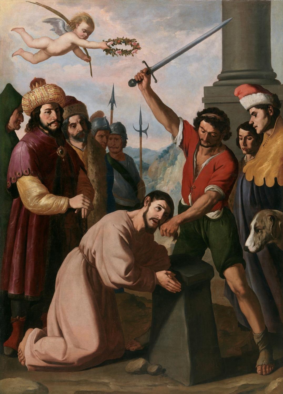 martirio-santiago-zurbaran-completo