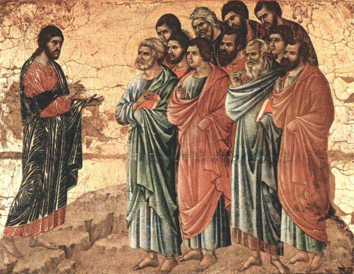 Duccio-di-buoninsegna-aparicion-en-la-montaña-de-galilea