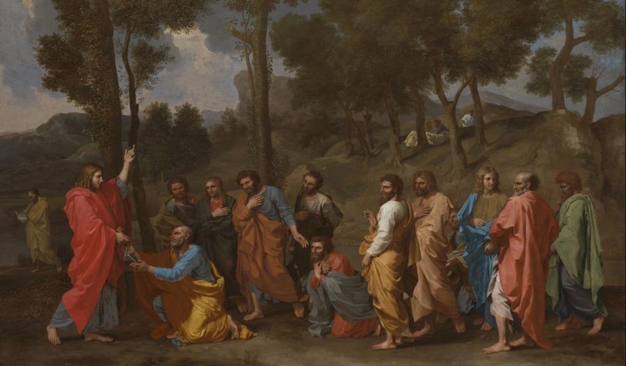 poussin-sacramento-orden-detalle