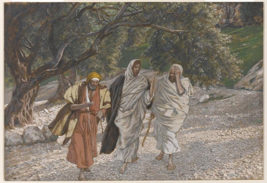 peregrinos-de-emaus-en-el-camino-tissot-